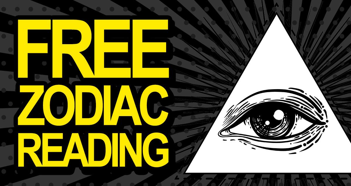Free Astrology Reading: Shocking Personalized Zodiac