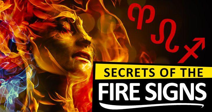 Fire Sign Secrets