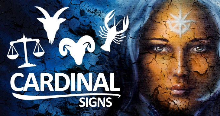 Secrets Of The Cardinal Signs