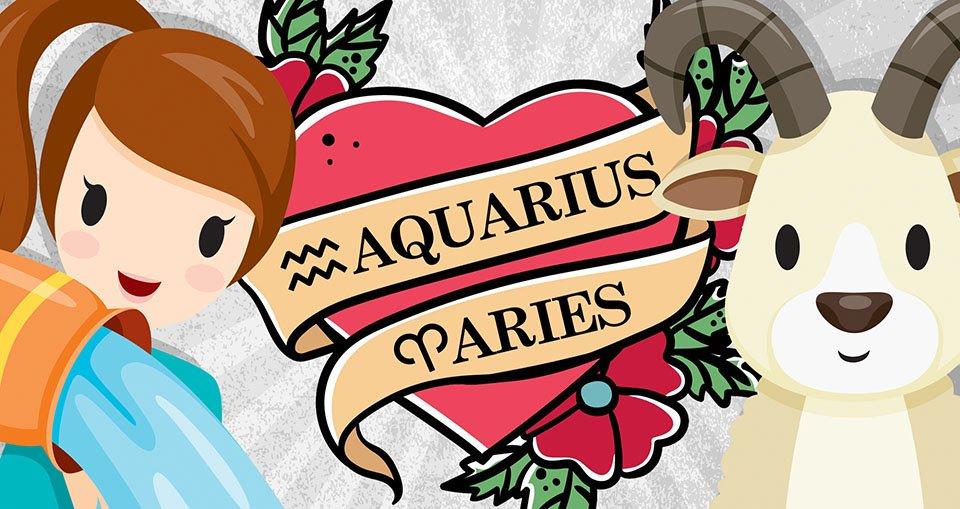 Love aquarius best match for