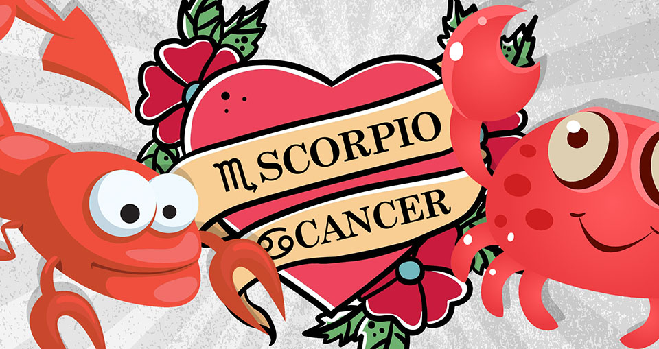 Cancer and scorpio friendship compatibility love
