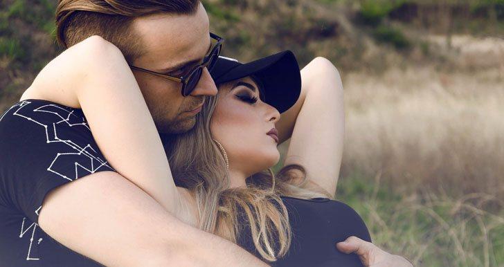 Aries-Leo couple
