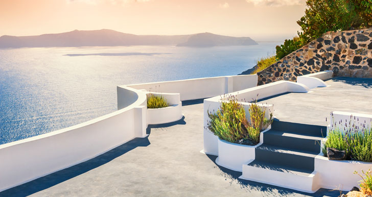 Paradise in Greece