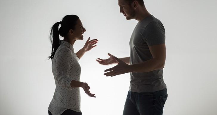 Relationship turbulence