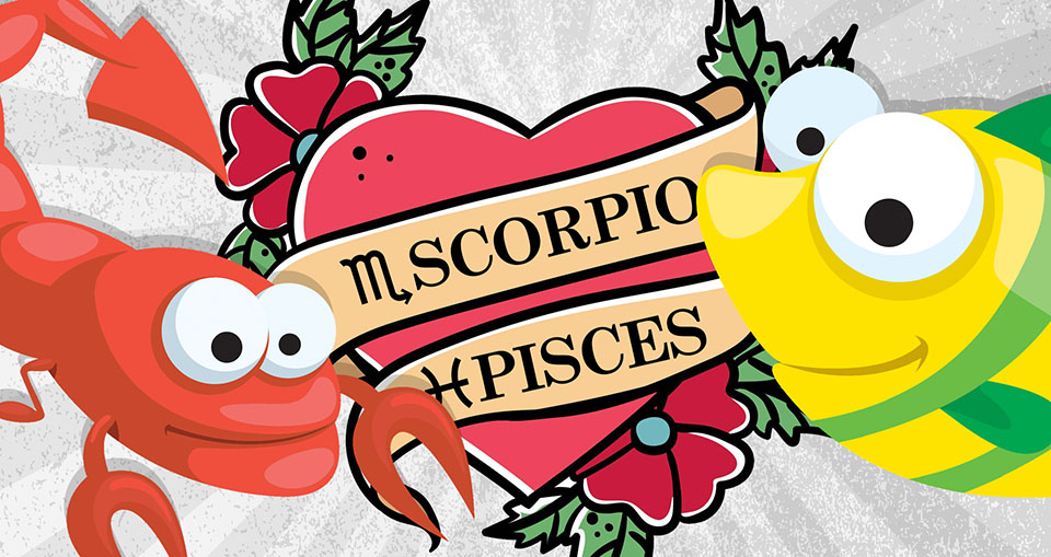 First love and at sight pisces scorpio Scorpio
