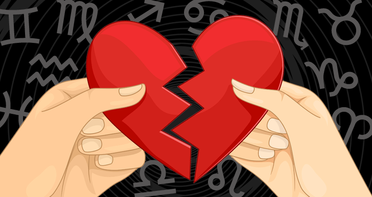 Why the zodiac signs are bad at love