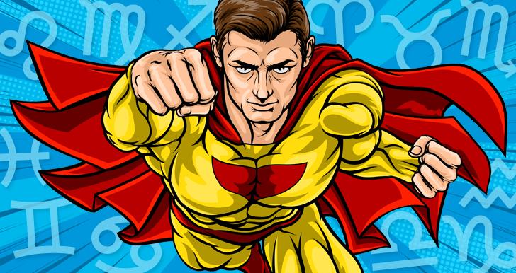 Zodiac superheroes